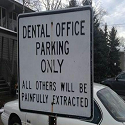 Dental Office Parking
