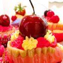 denture dessert